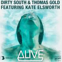Dirty South & Thomas Gold Feat. Kate Elsworth - Alive (Kid Vibes Remix)